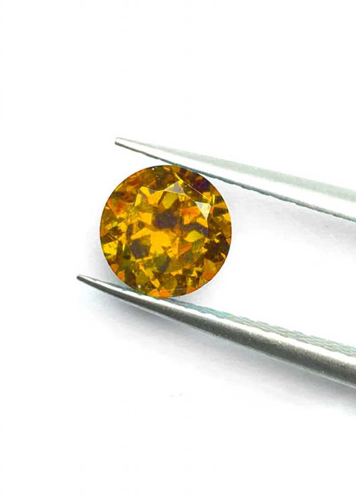 Đá Sapphire Vàng 1mm - 3 mm