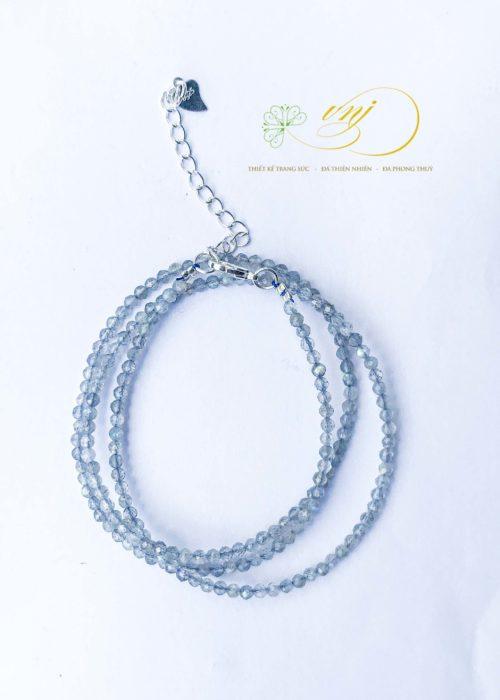 vòng tay đá Labradorite